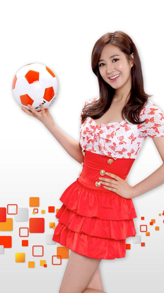 SNSD Seohyun TrueMoveH Thailand endorsement