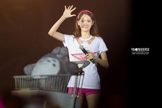 SNSD Yoona World Tour 2013 Hong Kong