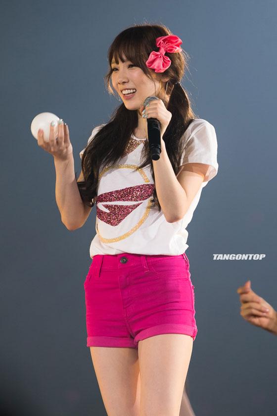 SNSD Taeyeon Bangkok World Tour 2014