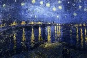 by Vincent van Gogh (1888)