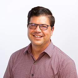 Faculty Headshot of Dr. Scott Drabenstot