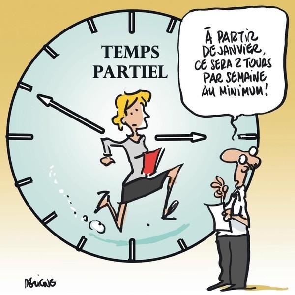 Temps partiels, le SNUDI-FO 94 s'adresse à madame la Directrice Académique