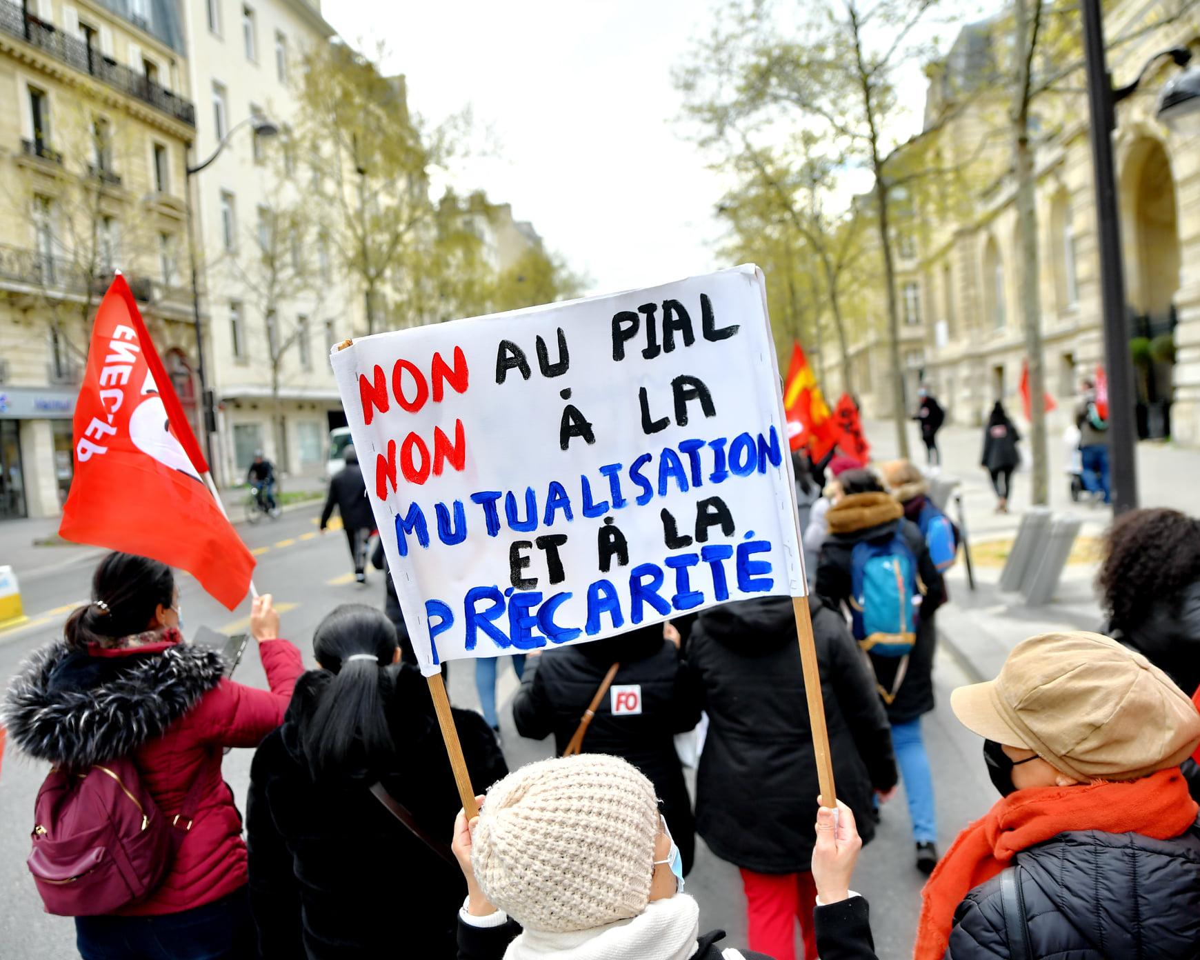 Généralisation des PIAL : aggravation des conditions de travail des AESH et dégradation de l'accompagnement des élèves en situation de handicap !
