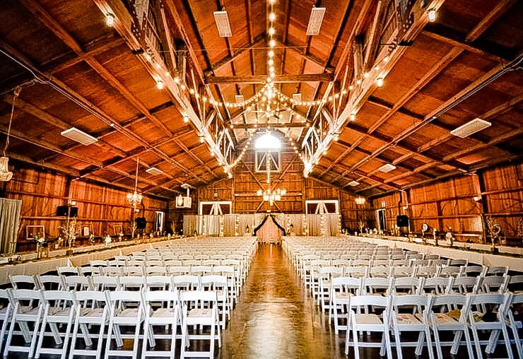 Wedding at WA State Fair