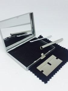 Metal Box Snuff Kits