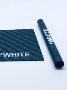 Snuff Straws for Snorting - * WHITE Snuff Kits