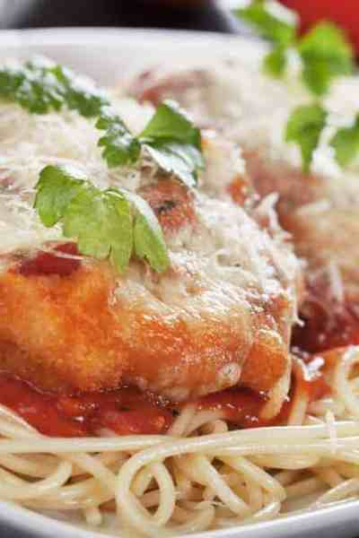 No Fail, Fast and Easy Chicken Parmesan