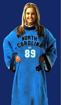 North Carolina Uniform Snuggie