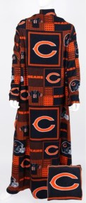 Chicago Bears Snuggie Pillow
