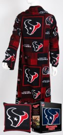 Houston Texans Snuggie Pillow
