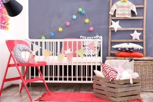 Used baby items