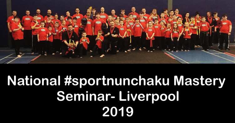 National Sport Nunchaku Mastery 2019