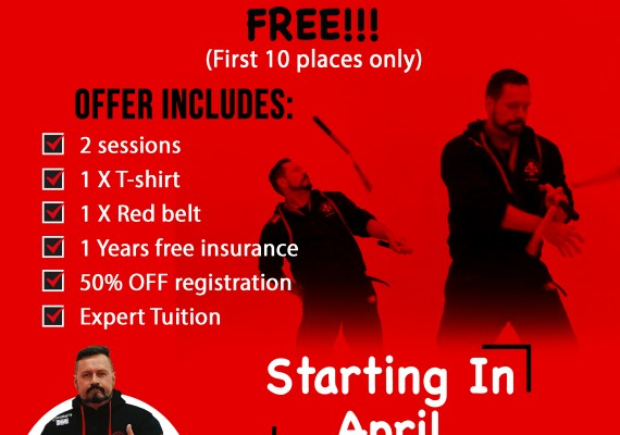 April 2 Sessions Free