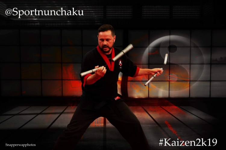 New Online Sport Nunchaku Training