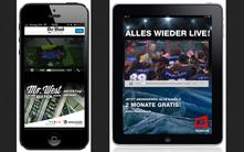 Mobile-Werbung mit TV-Spot