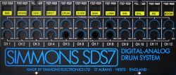 Simmons SDS 7 Voice Board Panel