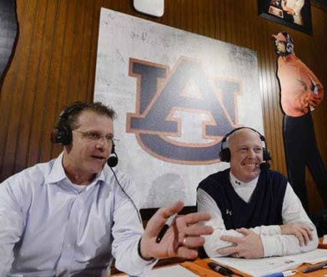 Voice Of The Auburn Tigers Rod Bramblett And Wife Paula Killed In Car Accident