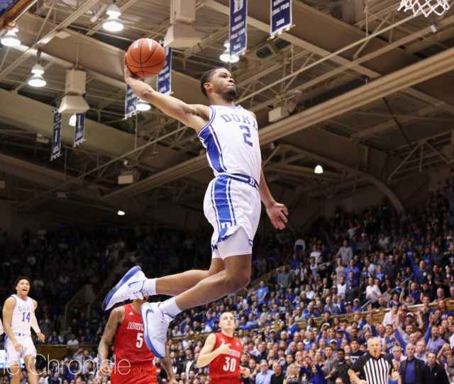 Duke Mens Basketballs Cassius Stanley Hints At Future With