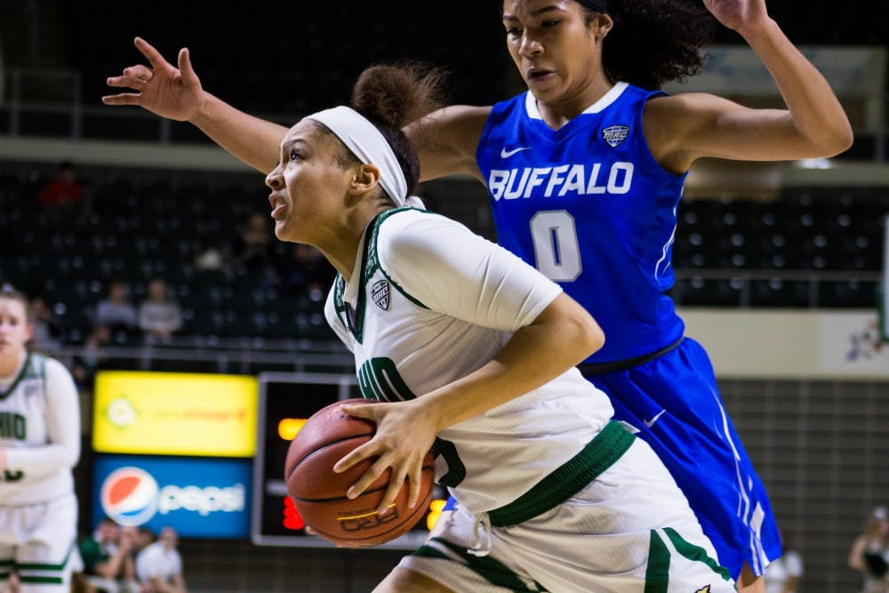 Women's basketball: Ohio has quality perimeter defenders to guard Eastern Michigan