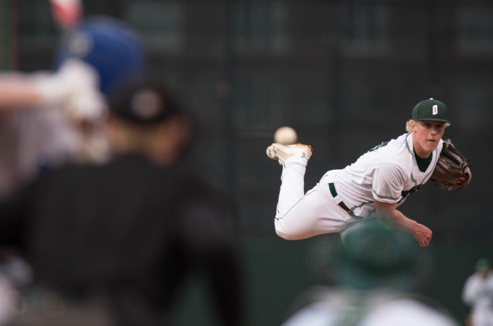 Baseball: Ohio splits series against Maine in Georgia over the weekend