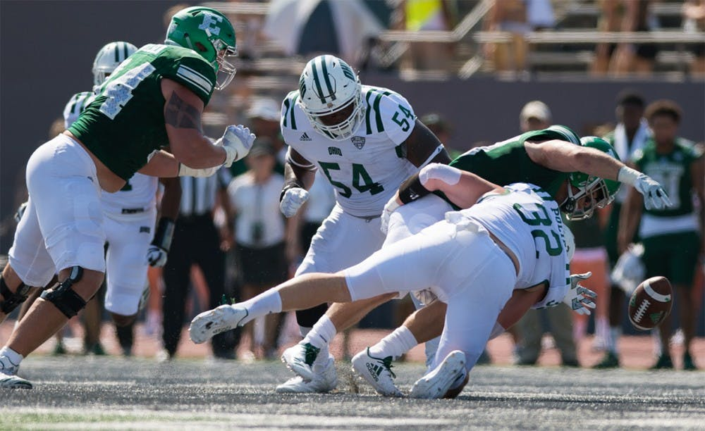 Football: Ohio's game against Toledo, to date, will be the game of the year