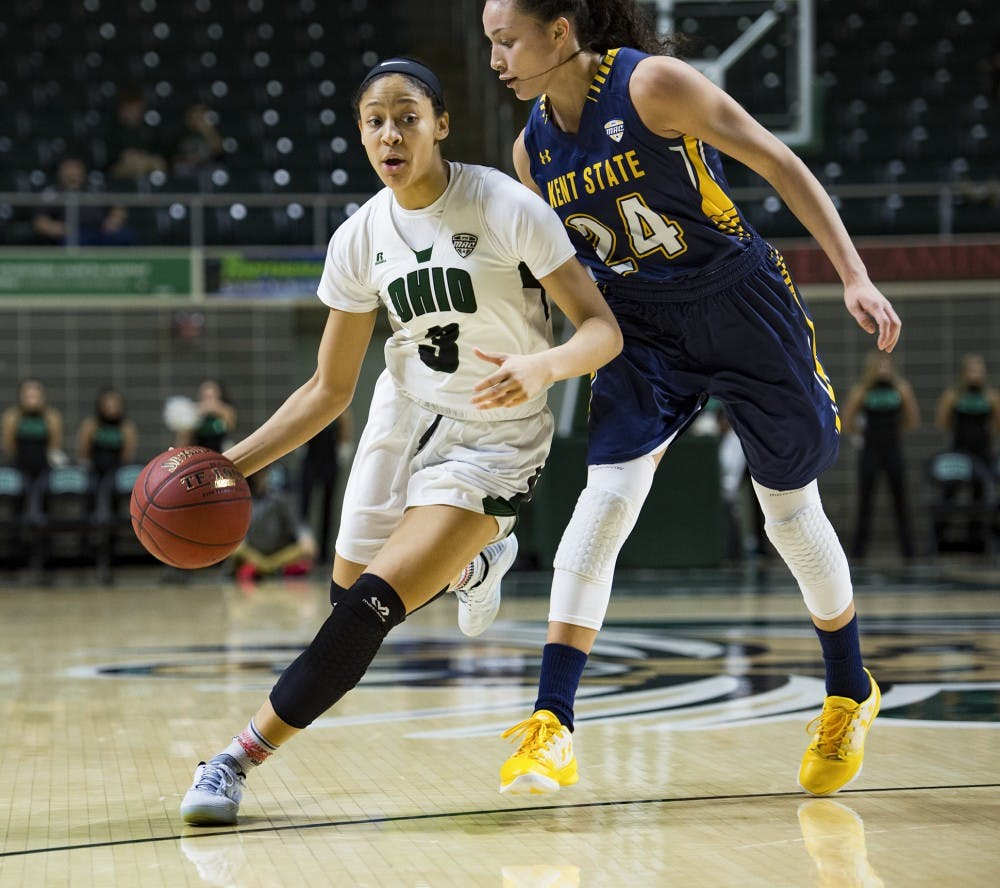 Women's Basketball: Ohio looks to increase tempo, run fast break this season