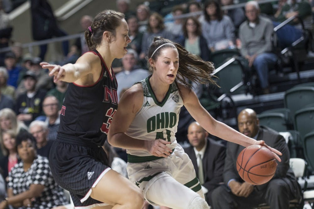 Women's Basketball: Ohio looks to win third straight game Saturday against Miami