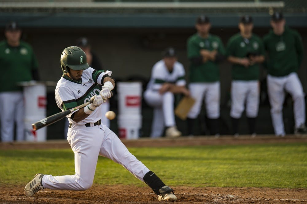 Baseball: Ohio defeats Kent State 6-4 in series finale, wins second MAC series of the season