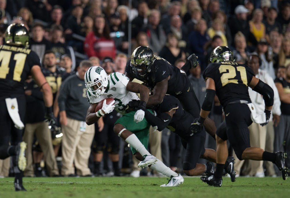 Football: 3 things we learned after Ohio's loss to Purdue