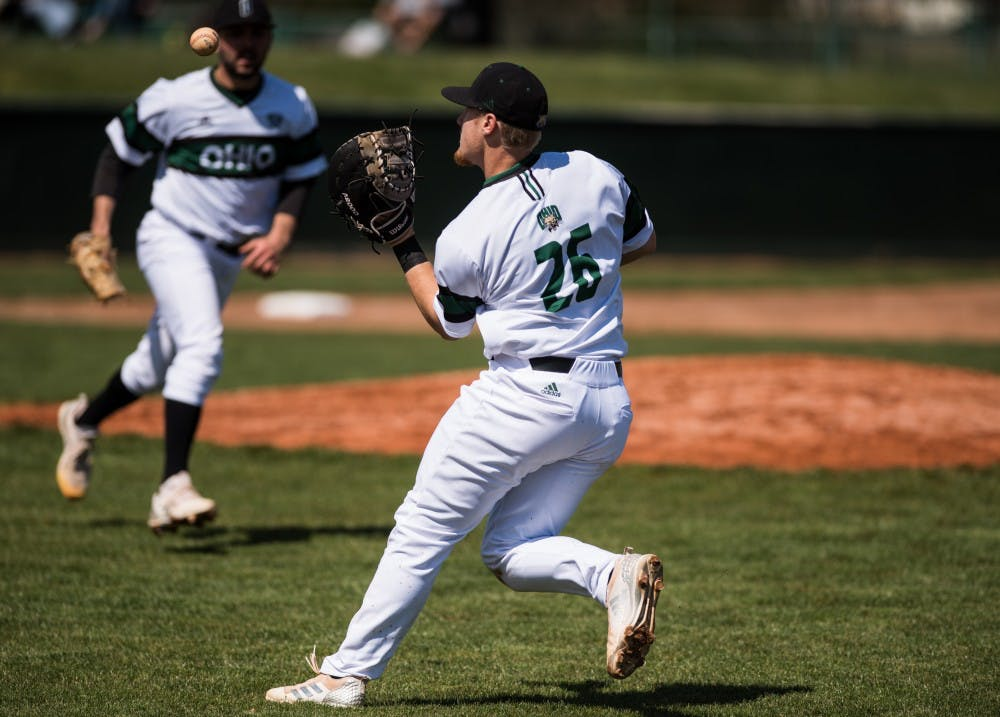 Baseball: Ohio will need to keep consistent mindset Tuesday against Shawnee State