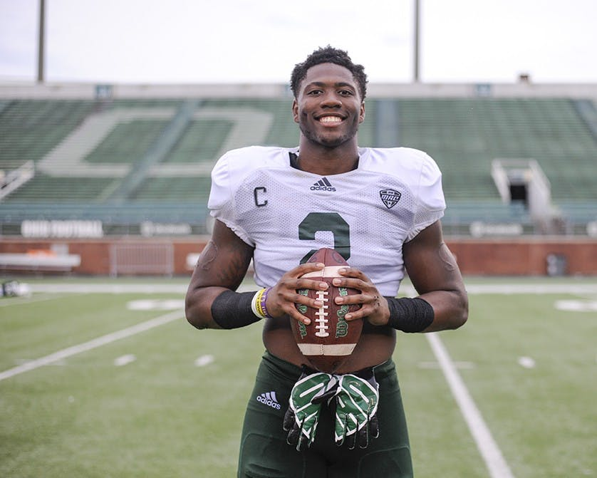 Javon Hagan: The making of a young leader