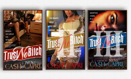Trust No Bitch Book Set Blog
