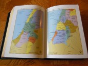 NASB Reference Bible Genuine Calfskin Black 032