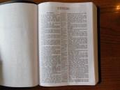 three bibles 164