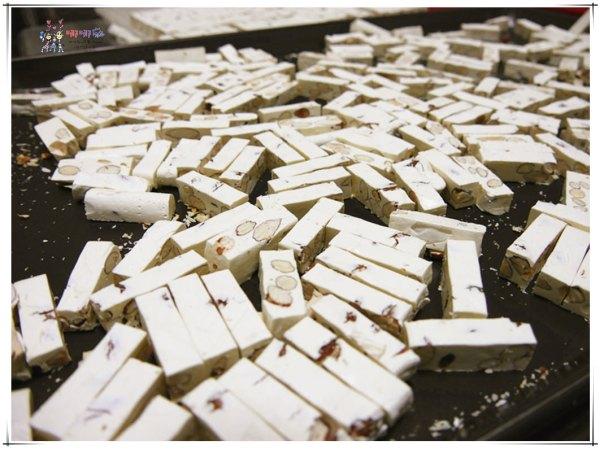 桃園美食,過年糖果,手工牛軋糖,核棗糕,龍岡美食,中壢美食,中壢甜點
