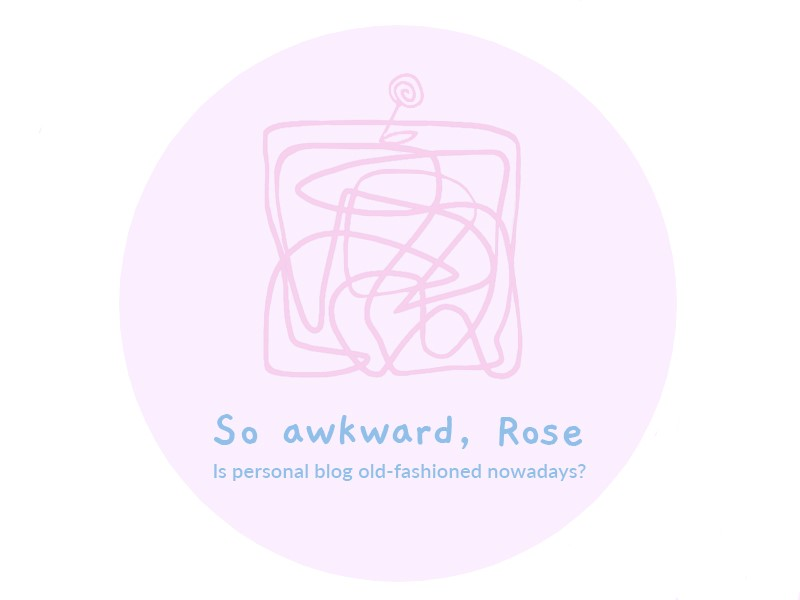 So awkward Rose