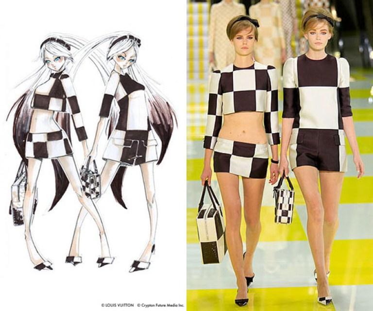Người mẫu ảo, xu hướng quảng cáo mới của ngành thời trang