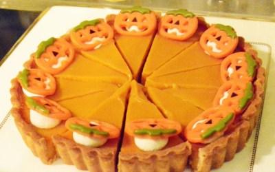 ハロウィンではかぼちゃ料理も楽しみ