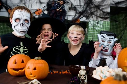 アメリカではハロウィンは子供のお祭りだった