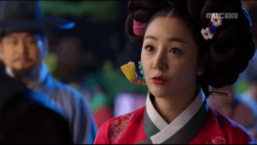 獄中花第11話 ユン・ウォニョンの噂を聞くファン・キョハ