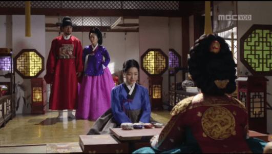 獄中花第10話 文定王后とオンニョの話に加わるユン・ウォニョンとチョン・ナンジョン