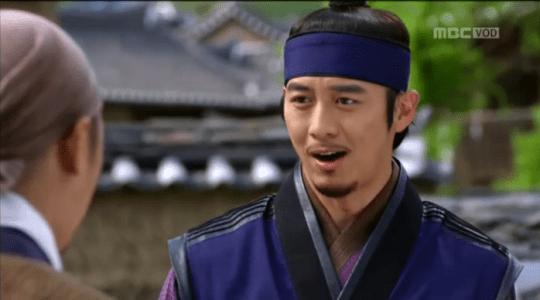 獄中花第11話 喜ぶユン・テウォン
