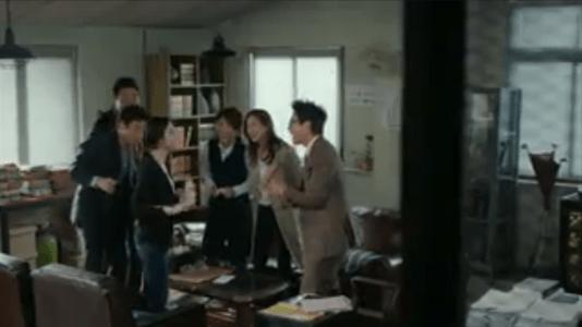 町の弁護士チョ・ドゥルホ 第9話 キャスト あらすじ ネタバレ パク・シニャン カン・ソラ