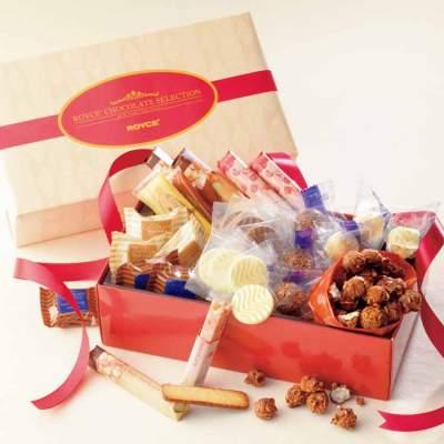 バレンタイン2020 ロイズ 期間限定チョコレート ロイズスイートシーズン