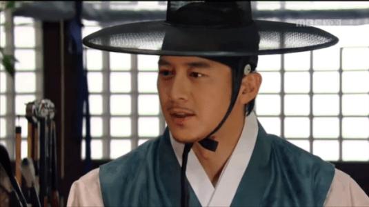 獄中花(オクチュンファ)第24話 尋ねるユン・テウォン