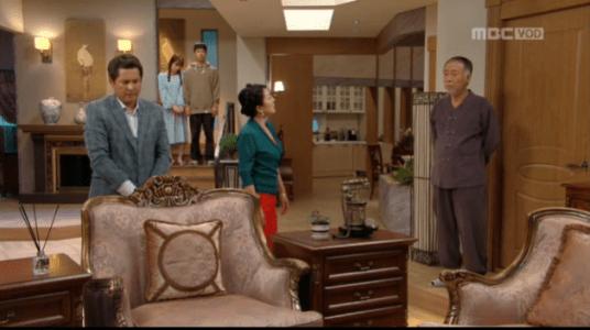 吹けよ、ミプン第8話 一人で騒ぐマ・チョンジャ
