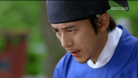 獄中花(オクチュンファ)第26話 挨拶するユン・テウォン
