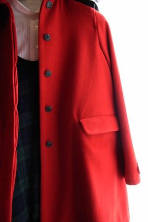 朝ドラ「ひよっこ」第5週 第23話 赤いコート