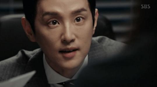 韓国ドラマ「耳打ち(ささやき)」5話 強迫するカン・ジョンイル