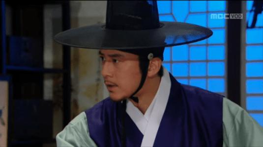 獄中花(オクチュンファ)第35話 尋ねるユン・テウォン